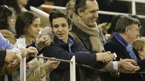 Froilán regresa a España y continúa con la tradición familiar taurina