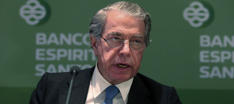 Foto: El director ejecutivo del Banco Espririto Santo, Ricardo Salgado. (EFE)