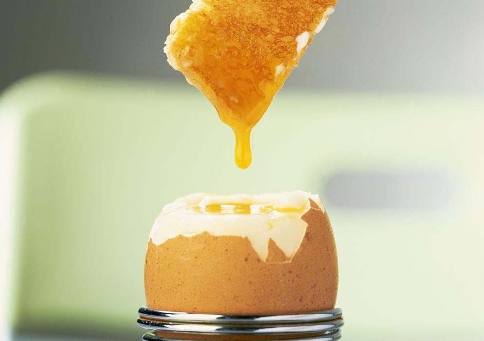Foto: Tras varios ensayos buscando la receta idónea, Heston Blumenthal ha encontrado su fórmula para el huevo hervido perfecto. (iStock)