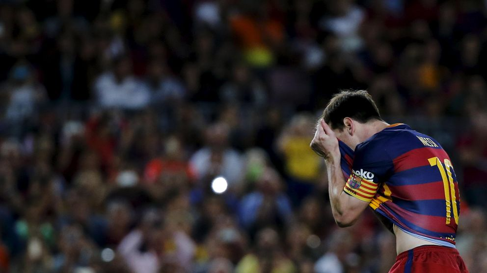 Messi tira siempre los penaltis porque nadie se atreve a decirle lo contrario