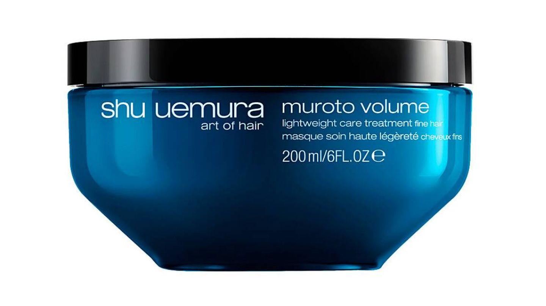 Masque Soin Haute Legèreté Cheveux Fins, de Shu Uemura.