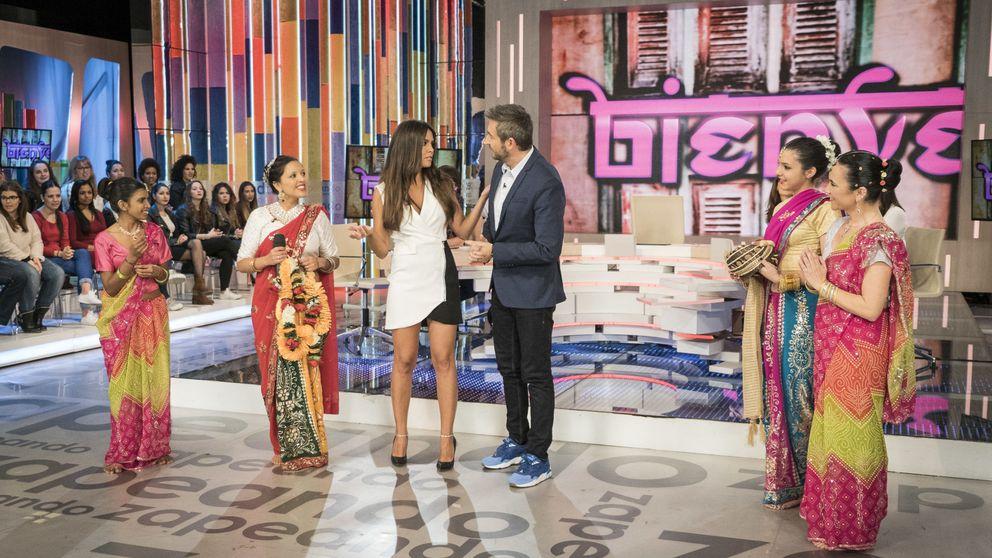 Pedroche regresa con baile sexy y recordando su encuentro con DiCaprio