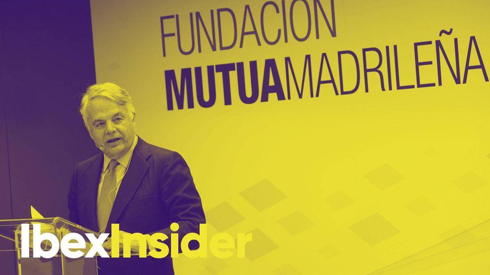 Foto: El presidente de Mutua Madrileña, Ignacio Garralda. (Foto: EC)