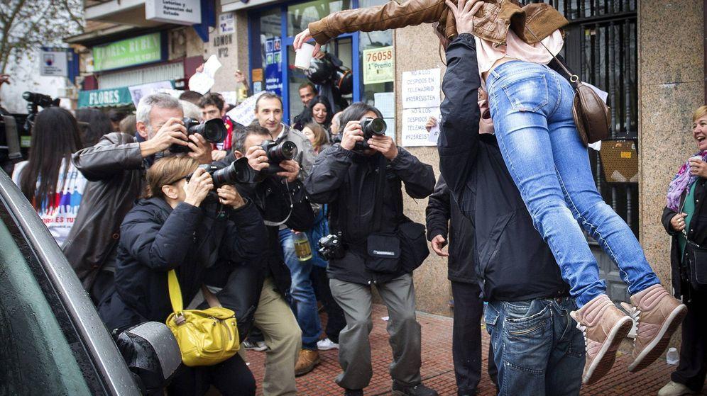 Foto: Fin de semana de suerte en Alcalá de Henares: hoy el Gordo y ayer el Cuponazo