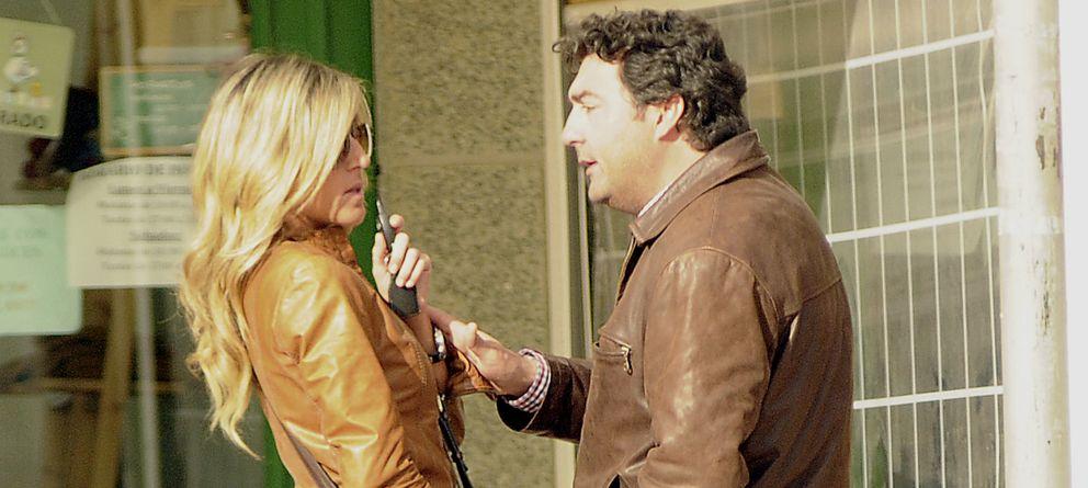 Foto: El torero Rafa Camino y su ex mujer Natalia Álvarez en una imagen de archivo (Gtres)