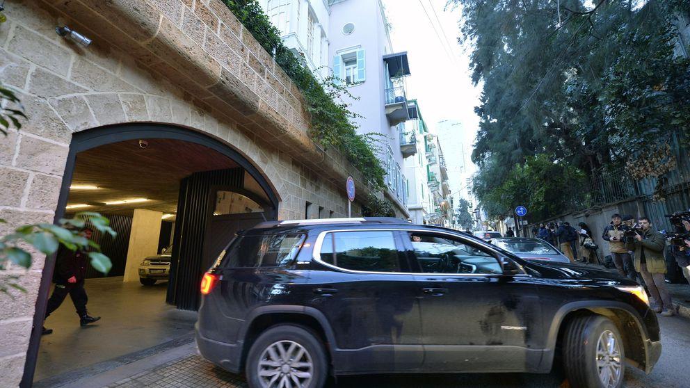 Las cámaras de vigilancia grabaron a Ghosn saliendo de su vivienda solo y nunca regresó
