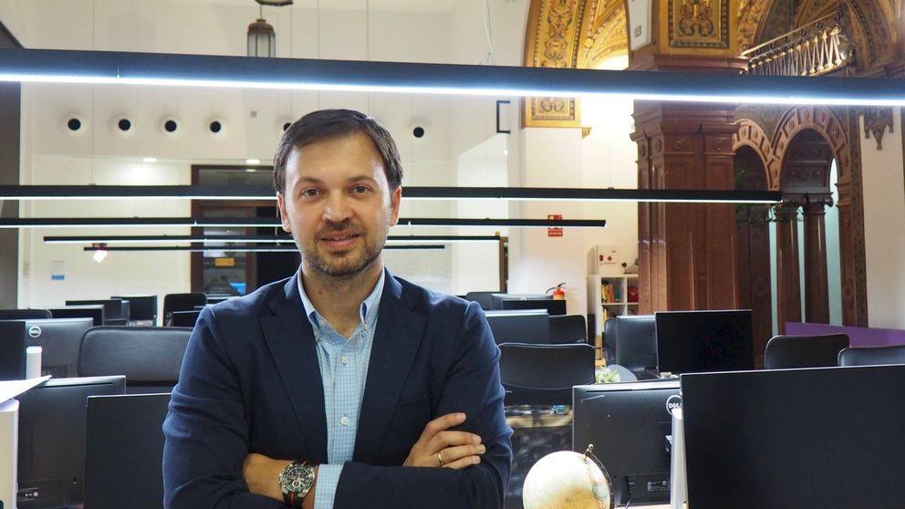El hombre de 130 millones: nuevo jefe en la 'startup' española que seduce a EEUU