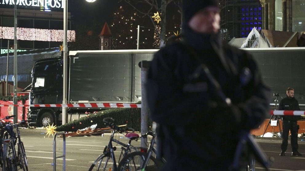 La policía registra dos viviendas en Berlín buscando al autor del atentado