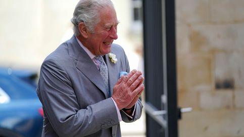 Las primeras (y frías) palabras del príncipe Carlos tras el nacimiento de Lilibet Diana