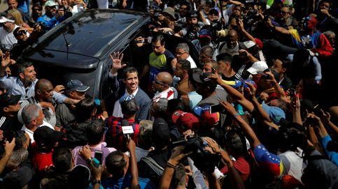 Trump amenaza otra vez con una operación militar y Guaidó tiende la mano a China