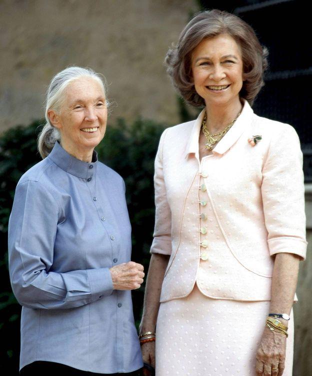 Foto: La reina Sofía en Marivent. (EFE)