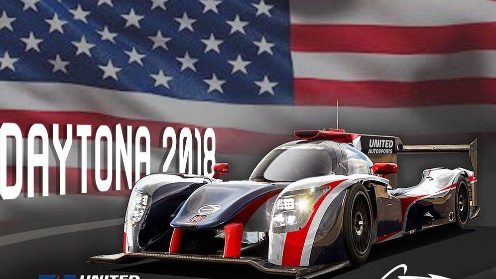 Fernando Alonso correría las 24 horas de Daytona