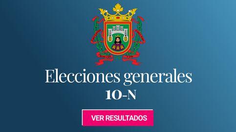 Elecciones generales 2019 en Burgos capital: estos son los resultados