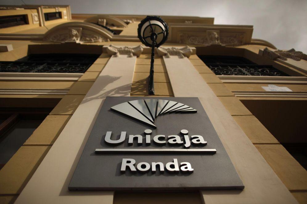 Foto: Unicaja Banco. (Reuters)