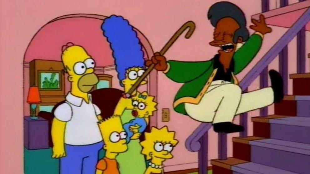 Un documental sobre Apu acusa a 'Los Simpson' de ser una serie racista