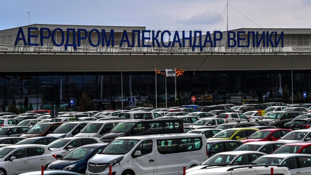 Macedonia del Norte cierra sus fronteras frente al coronavirus
