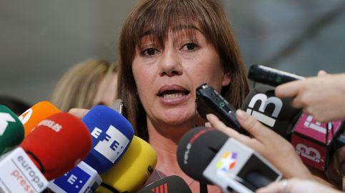 Armengol e Iceta abren el debate de que Sánchez lidere un Gobierno alternativo a Rajoy