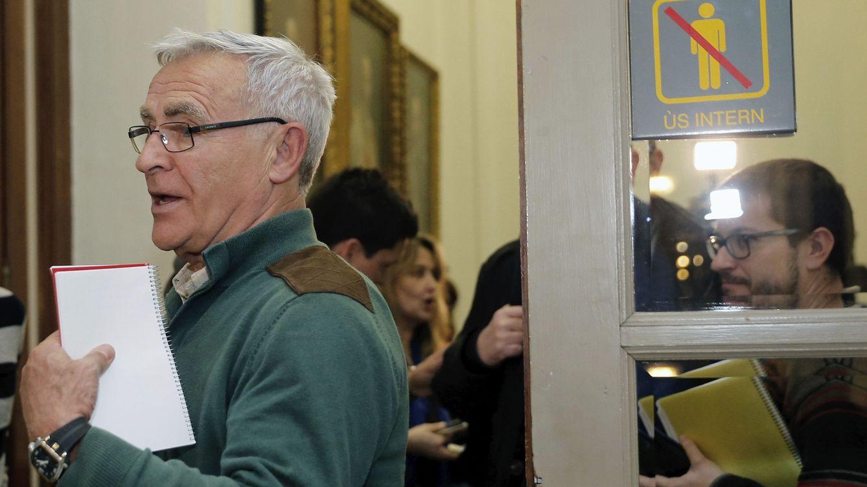 Joan Ribó se adelanta al PPCV y despedirá a los asesores implicados en el blanqueo