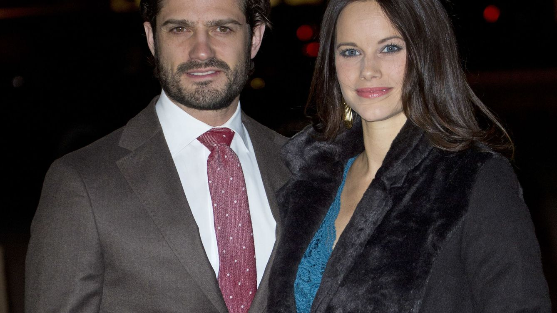 Foto:  Carlos Felipe de Suecia y su esposa, Sofía Hellqvist (Gtres)