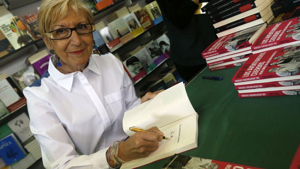 Foto: La fundadora y durante mucho tiempo líder de UPYD, Rosa Díez. (EFE)