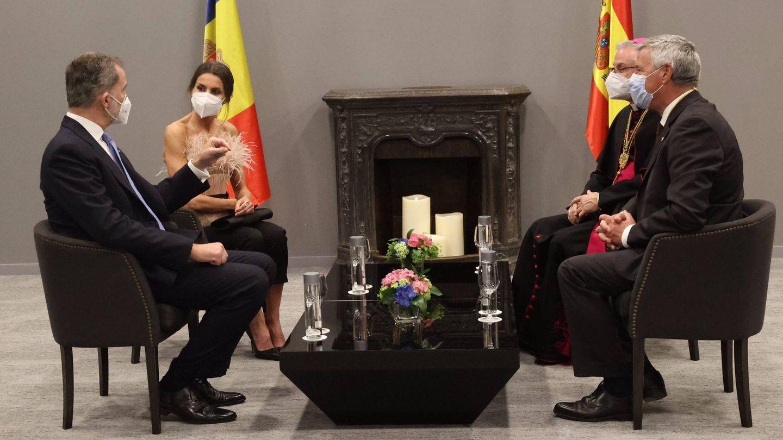 Visita de Estado de los Reyes a Andorra. (Casa de S.M. el Rey)