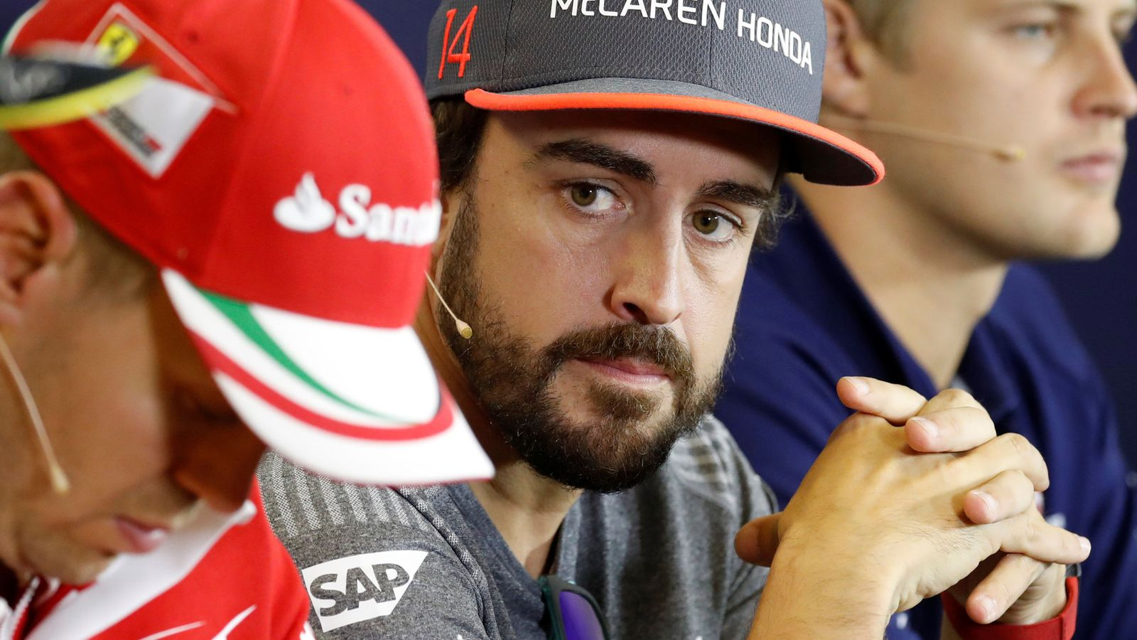 Foto: La vuelta de Alonso a la F1 depende de la decisión de Vettel. (Reuters)