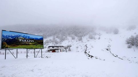 Las estaciones de esquí cierran masivamente la temporada por coronavirus
