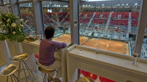 El parking de los 'vips' que acudan al Open de Tenis de Madrid está en el aire