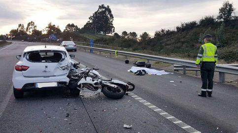Las carreteras españolas, cada día más peligrosas