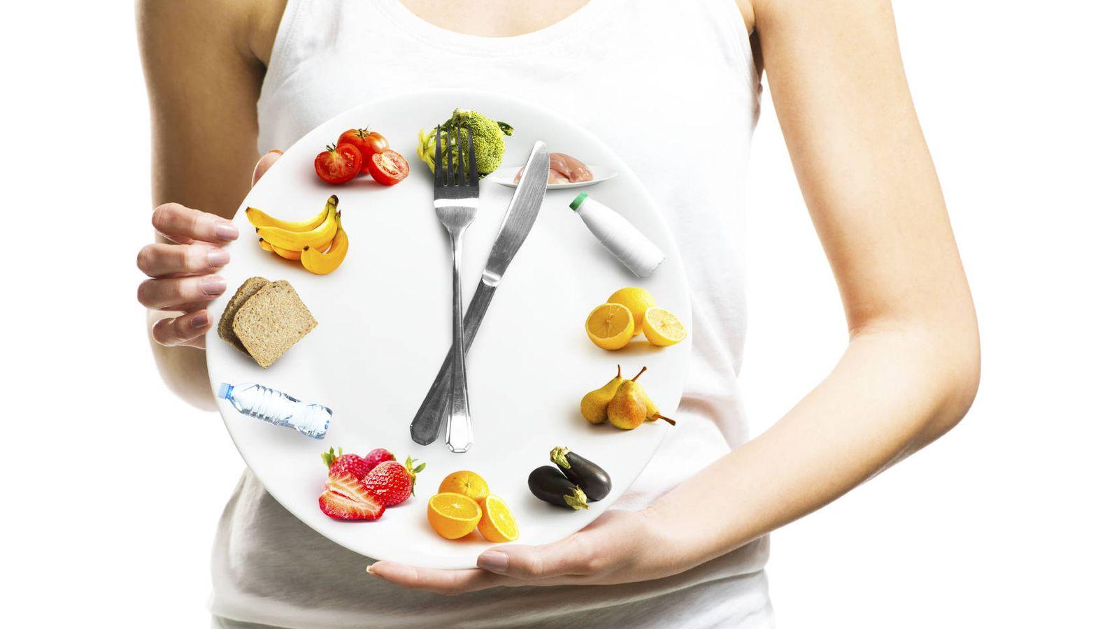 cuanto se adelgaza comiendo una sola vez al dia