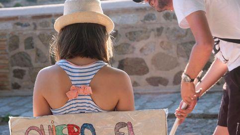 Protestas por la política del agua en España