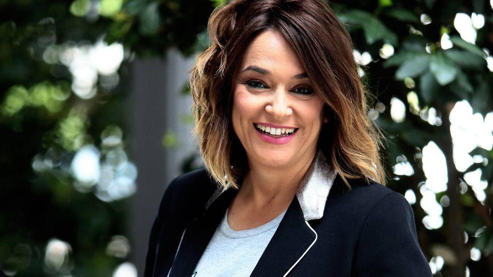 Foto: Toñi Moreno, presentadora de 'Viva la vida'. (Cordon Press)