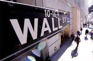 La bolsa de Nueva York pone freno al rally de las últimas cuatro sesiones