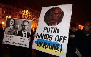 La rusa Gazprom amenaza con cortar el suministro de gas a Kiev