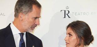 Post de Don Felipe y doña Letizia en el Teatro Real: él pidió cerveza, ella dos imperdibles