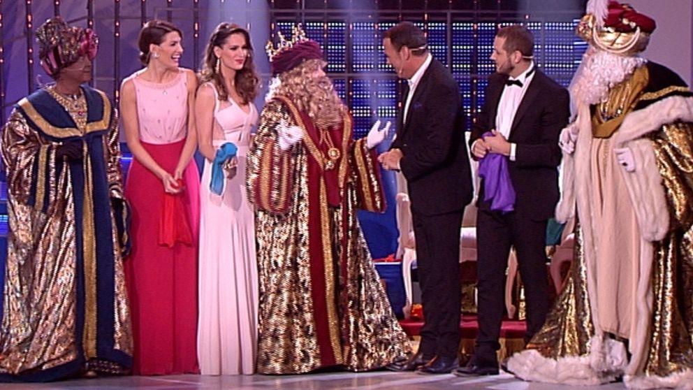 Avalancha de críticas para José Luis Moreno y 'Reyes y estrellas'