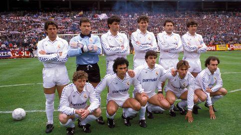 El Madrid de la Quinta del Buitre (y aquel fútbol) era otra historia