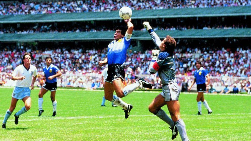 De la mano de Dios a los manazas de la FIFA (y el bocazas de Roures)