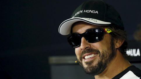 Alonso ya no es el salmón contra la corriente: Soy feliz, puedo esperar