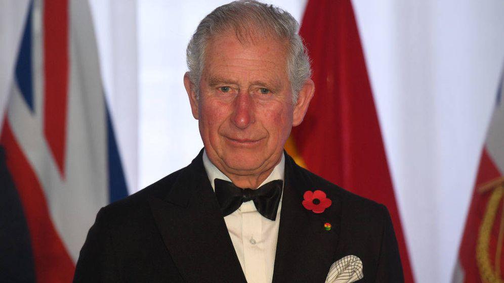 Foto:  El príncipe Carlos de Inglaterra, el eterno heredero. (Getty)