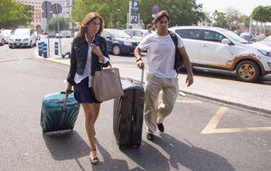 El extraño viaje de Francisco Rivera y Lourdes Montes tres meses antes de la boda