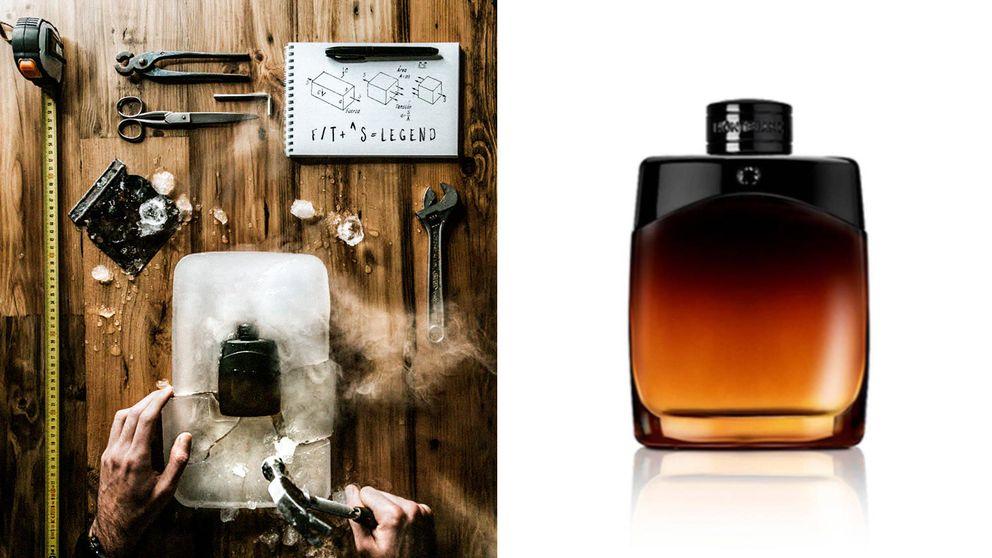 Montblanc rompe el hielo con su nuevo perfume: Legend Night