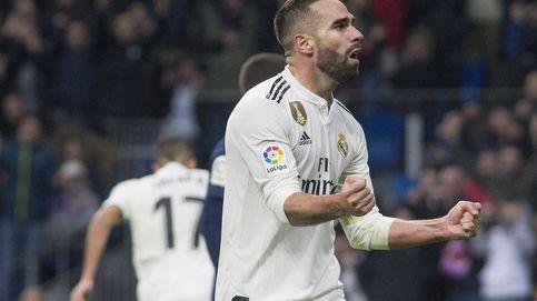 El mejor Carvajal está de vuelta, ahora solo falta que coincida con el mejor Marcelo