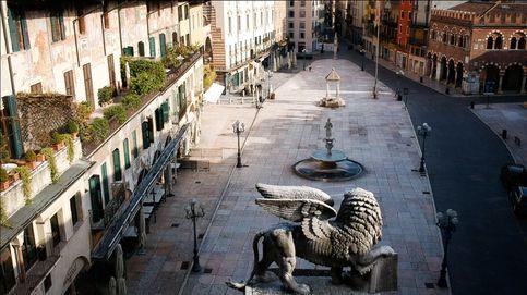 Italia registra una fuerte caída de nuevos contagios de coronavirus en las últimas 24h