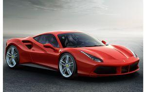 Ferrari presenta el 488 GTB, un diseño único capaz de pasar de 0 a 100 km/h en tres segundos