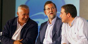 """Foto: Bendodo, 'número 3' del PP-A: """"No podemos repetir el modelo de partido de Javier Arenas"""""""