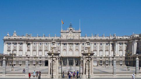 El Palacio Real es una ruina: se cae un techo y el mantenimiento es ambiguo