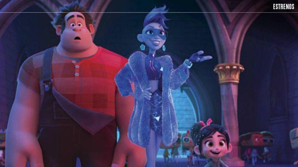 'Ralph rompe internet': las princesas Disney... ¡reunidas por primera vez!