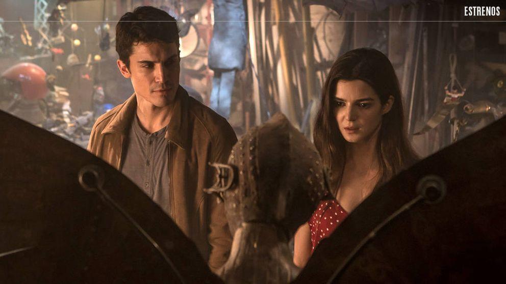 'Órbita 9': amor, distopía y ciencia ficción a la española