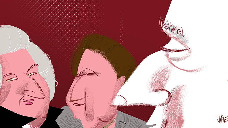 El rey Juan Carlos y la relación con sus hermanas: Siempre nos ha cuidado mucho
